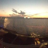 5/17/2014 tarihinde Simge G.ziyaretçi tarafından Ege Palas Roof Bar'de çekilen fotoğraf