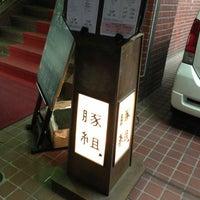 Photo taken at Butagumi Shabuan by Asahi S. on 5/23/2013