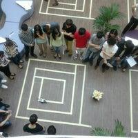 Photo taken at NU School of Engineering by Dinara M. on 4/19/2013