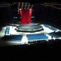 Photo taken at Greensboro Coliseum Complex by Michael S. on 4/19/2013