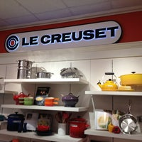 Photo taken at Le Creuset Factory Outlet by Stephen L. on 1/20/2013