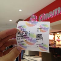 Photo taken at Cinemex by Andre R. on 11/17/2012