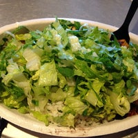 Photo taken at Chipotle Mexican Grill by Silver M. on 6/8/2014