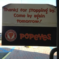Photo taken at Popeyes by ✨Absolutejoy2u✨ on 1/6/2013