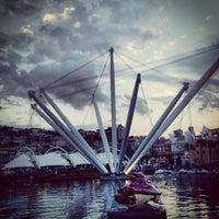 Foto scattata a Porto Antico da Gerardo X. il 7/7/2013
