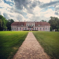 Photo taken at Sagadi Manor by Kristjan L. on 6/8/2013