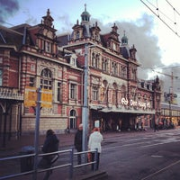 Photo taken at Tramhalte Station Hollands Spoor by Ar T. on 11/3/2012
