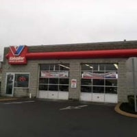 Photo taken at Valvoline Instant Oil Change by Corporate VIOC M. on 7/11/2014
