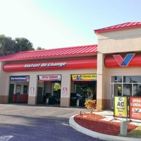 Photo taken at Valvoline Instant Oil Change by Corporate VIOC M. on 4/5/2016
