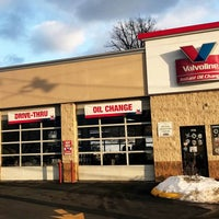 Photo taken at Valvoline Instant Oil Change by Corporate VIOC M. on 1/31/2017