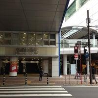 Photo taken at Keisei-Funabashi Station (KS22) by michi o. on 11/24/2012
