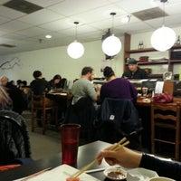 Photo taken at Midori Japanese Restaurant by jay j. on 2/2/2013