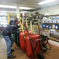 Photo taken at Hillsboro Hardware by jay j. on 12/13/2012