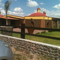 Photo taken at Los Adobes by Daniel d. on 9/30/2013