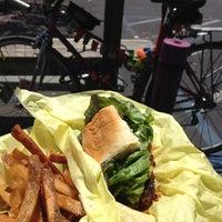 Photo taken at Shaka Shack Burger by joni on 6/14/2013