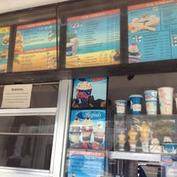 Photo taken at Fosters Freeze by joni on 7/6/2014