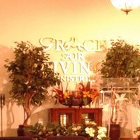 Photo taken at Grace For Living Ministries by Christina P. on 3/17/2013