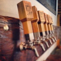 Photo taken at Trillium Brewing Company by phousedavid on 5/17/2013