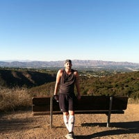 Photo taken at Caballero Canyon Trail Access by Lauren M. on 10/29/2012