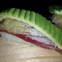 Photo taken at Sushi Dokku by Dayton L. on 10/12/2013