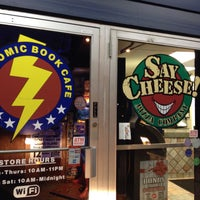 Photo taken at Say Cheese! Pizza Company by Mike M. on 12/28/2014