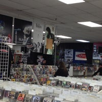 Photo taken at Vintage Vinyl by Mike M. on 4/20/2013