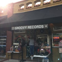 Photo taken at Groovy Records by Mike M. on 11/26/2016