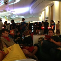 Photo taken at Nintendo Game Lounge by Chris B. on 7/21/2013