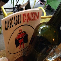 Photo taken at Cascabel Taqueria by Analicia on 8/12/2015