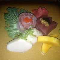 Photo taken at Umi Japanese Cuisine by Nomar M. on 9/13/2013