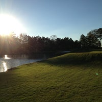 Photo taken at Cobblestone Golf Course by Michelle V. on 10/20/2012