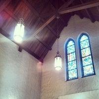 Photo taken at First presbyterian church greensburg by Liam O. on 11/16/2013