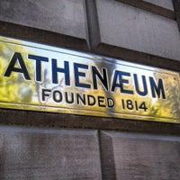Photo taken at Athenaeum of Philadelphia by Liam O. on 5/26/2013