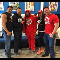 Photo taken at Rocbody Fitness Cafe by Cipriano P. on 4/28/2015