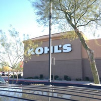 Photo taken at Kohl's by Brian K. on 12/28/2012