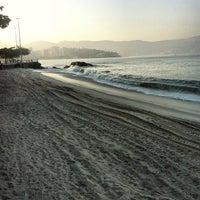 Photo taken at Praia das Flexas by Luiz M. on 4/30/2013