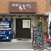 Photo taken at 焼酎蕎麦や はやさき by Tatsuhiko M. on 5/9/2014