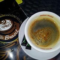 Photo taken at Caffe Bar Brasil by roseli g. on 6/20/2014