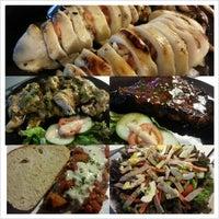 Photo taken at OJ's Roast Bake Grill by Angela M. on 3/9/2013