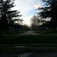 Photo taken at Parque del Arcipreste by Enrique D. on 3/19/2013