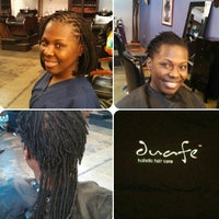 Photo taken at Duafe Holistic Hair Care by Syreeta S. on 3/26/2013