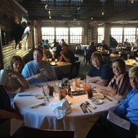 Photo taken at Landry's Seafood House by Riley W. on 4/26/2014