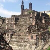 Foto tomada en Zona Arqueológica Tlatelolco por Beto B. el 7/28/2013