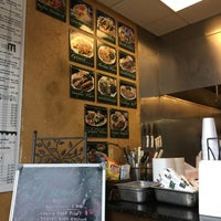Photo taken at Nunu's Mediterranean Cafe by Suzanne E J. on 10/30/2015