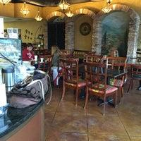 Photo taken at Nunu's Mediterranean Cafe by Suzanne E J. on 5/19/2015