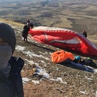 Photo taken at Ayaş Take-off by Ergün Y. on 12/3/2016
