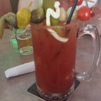Photo taken at Matty's Bar, Grill & Catering by Jenny L. on 7/6/2013