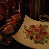 Photo taken at Ebisu Sushi Bar by James V. on 11/18/2012
