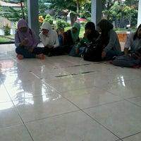 Photo taken at SMA Negeri 2 Bantul by Natalia P. on 1/1/2014