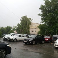 Photo taken at Стоянка by Сергей А. on 6/5/2013